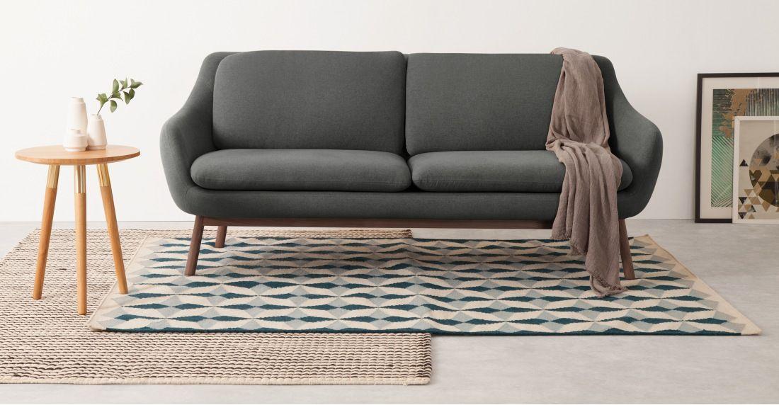 Made Marl Grey Sofa 3 Seater Sofa Living Room Inspiration Room Inspiration