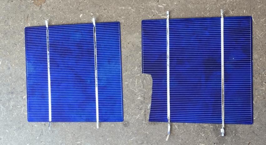 Do Broken Or Cracked Solar Cells Still Work The Diy Life Solar Panels Solar Cell Solar