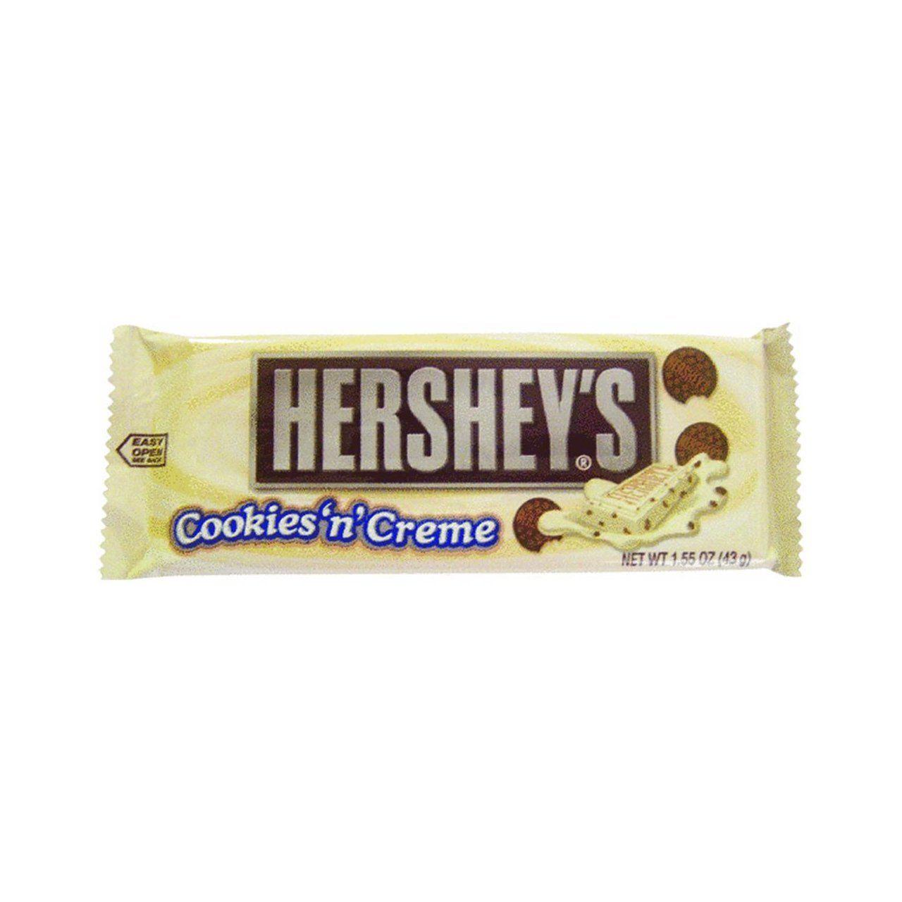 Hershey Cookies Amp Cream Bars
