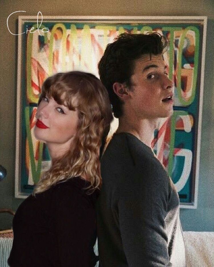 Shaylor Edit Shawn Mendes Taylor Swift By Cielo Shawn Taylor Shawn Mendes Taylor Swift Shawn Mendes