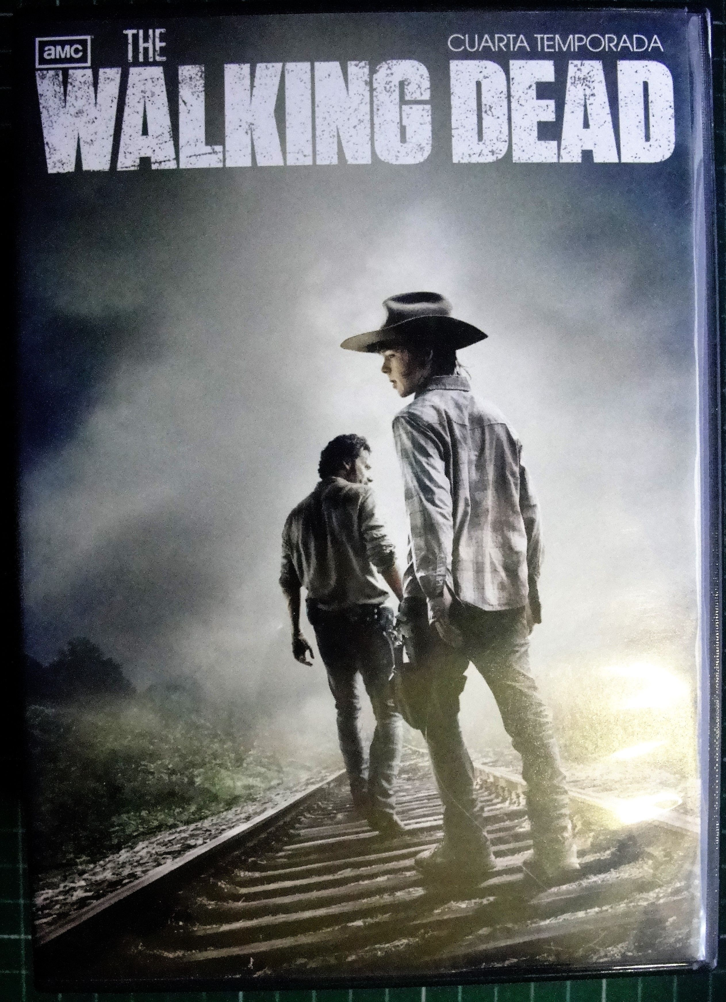 The Walking Dead 4/9 | Películas en casa | Pinterest
