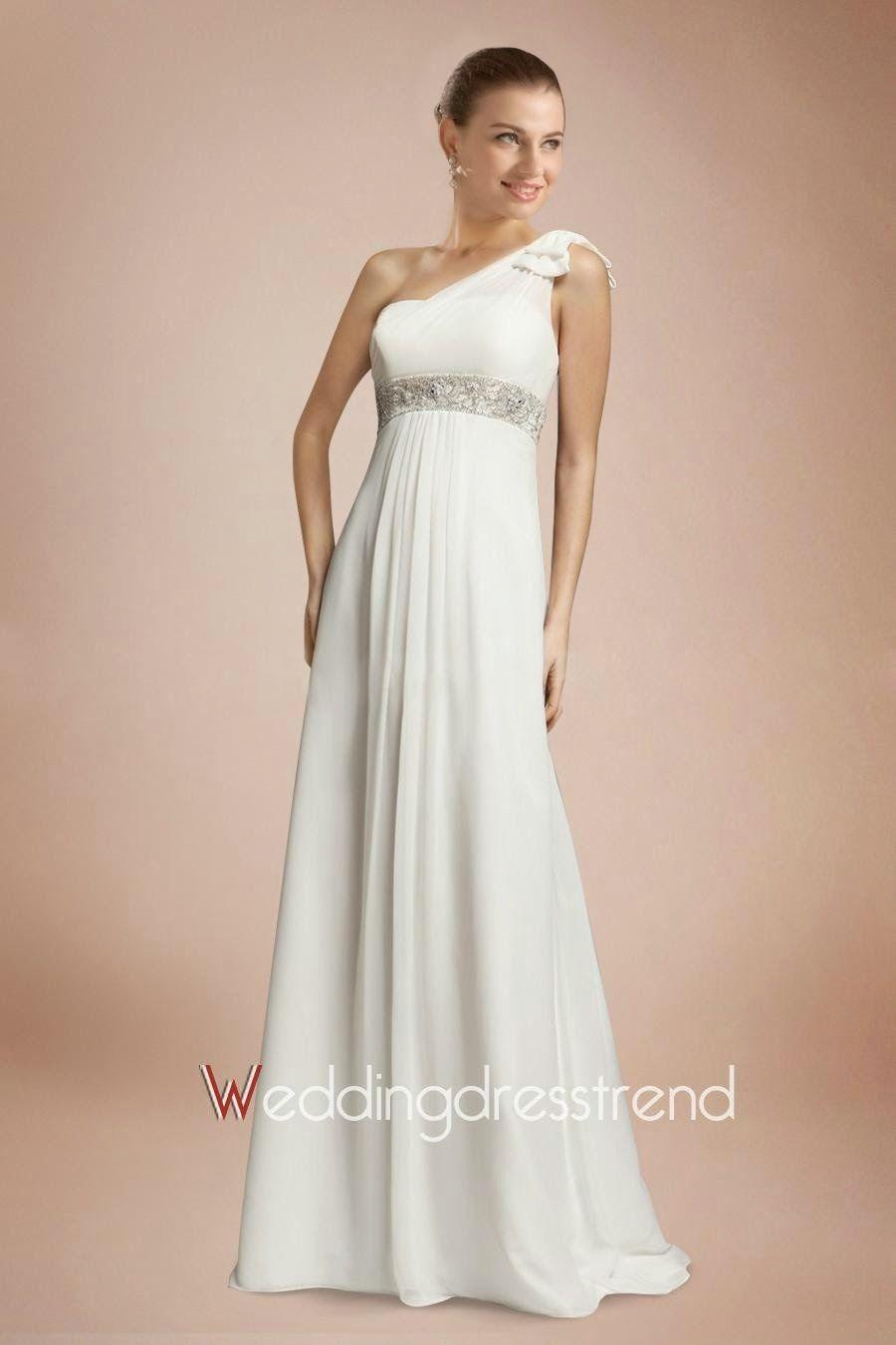 89dd8313a Lindos Vestidos de novia para embarazadas