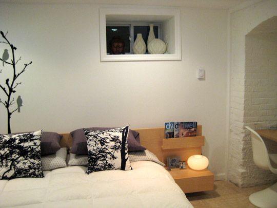 Photo of Eye Candy: 18 Schlafzimmer im Untergeschoss, in denen Sie eigentlich schlafen möchten!