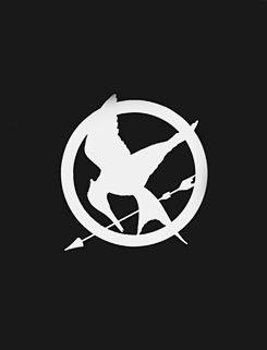 The Hunger Games Symbols Hunger Games Symbol Mockingjay Symbol
