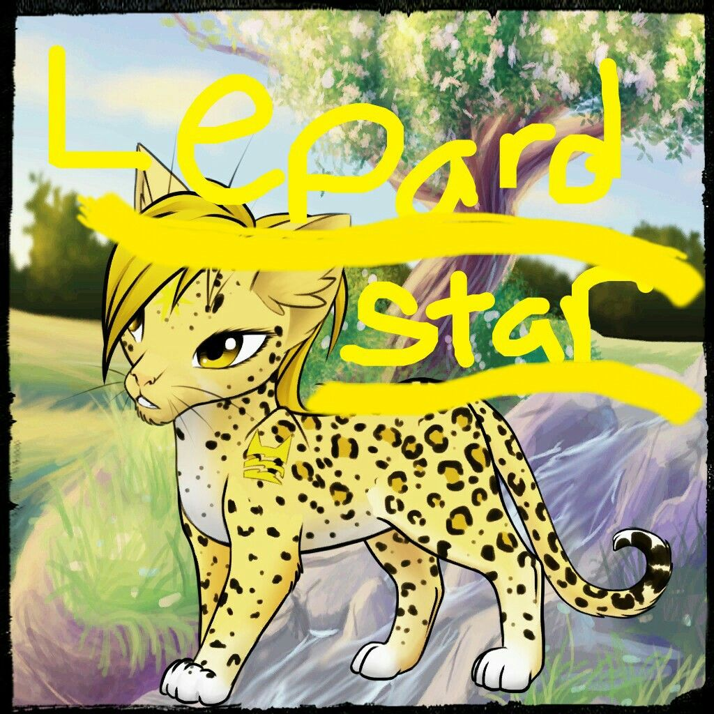 From the warrior cat books is this river clan leader