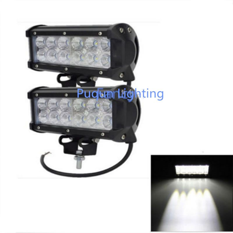 2pcs Marine Spreader Lights Led Light Deck Mast Lights For Boat 36w 12v 30v Dc Led Lights Lights Led
