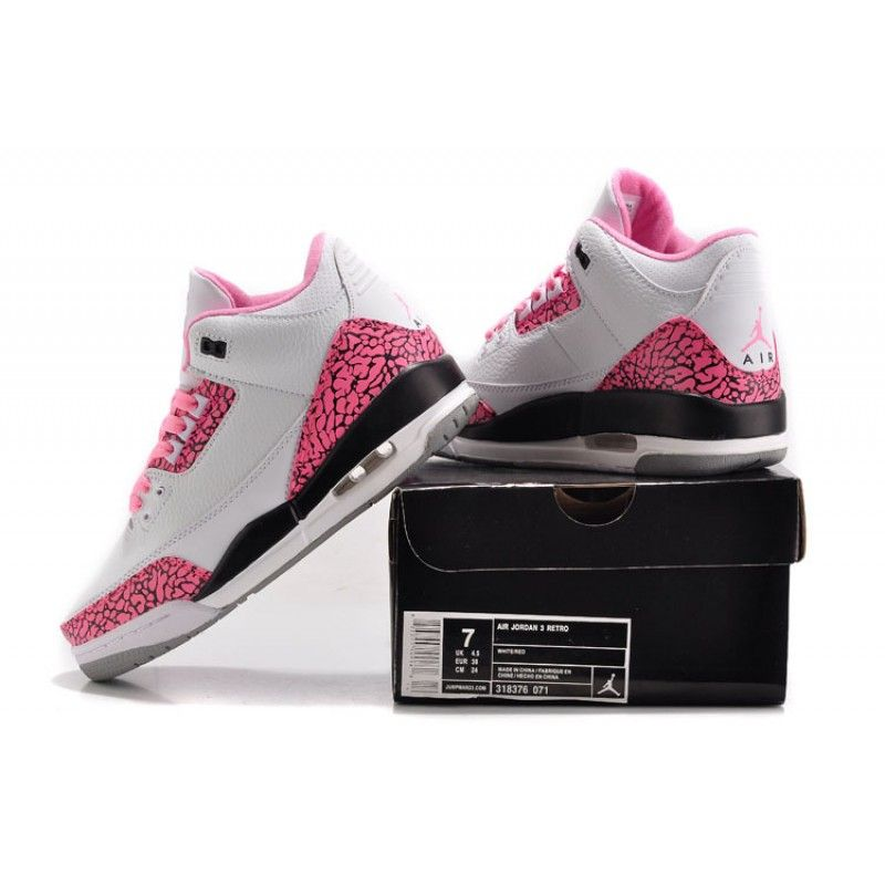 Womens Air Jordan 3 13 in 2019  a2293d766