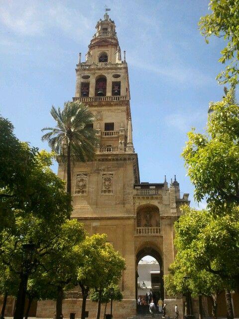 Catedral de Córdoba (exmezquita), Andalucía, España