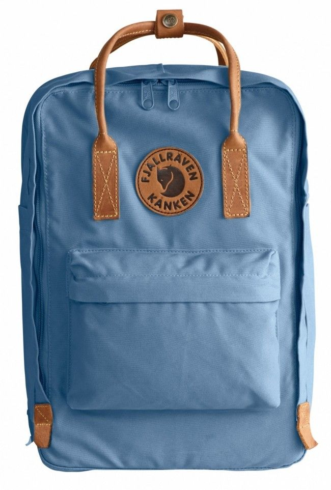 769006a041b FjallRaven Kanken No. 2 Laptop 15 Blue Ridge-30