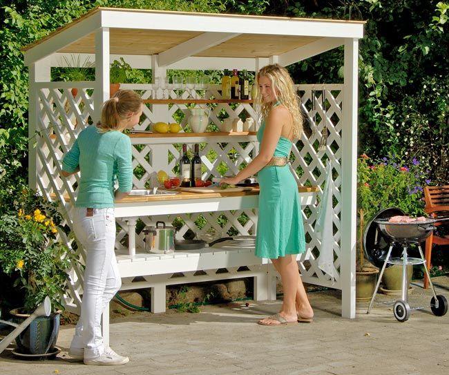 Costruire una cucina da esterno, cucina da esterno, costruire una ...