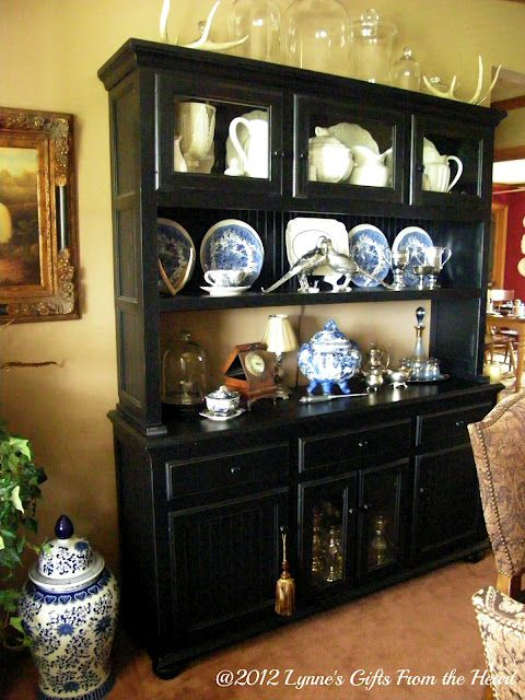 Lynnes Gifts From The Heart Dining Room Hutch