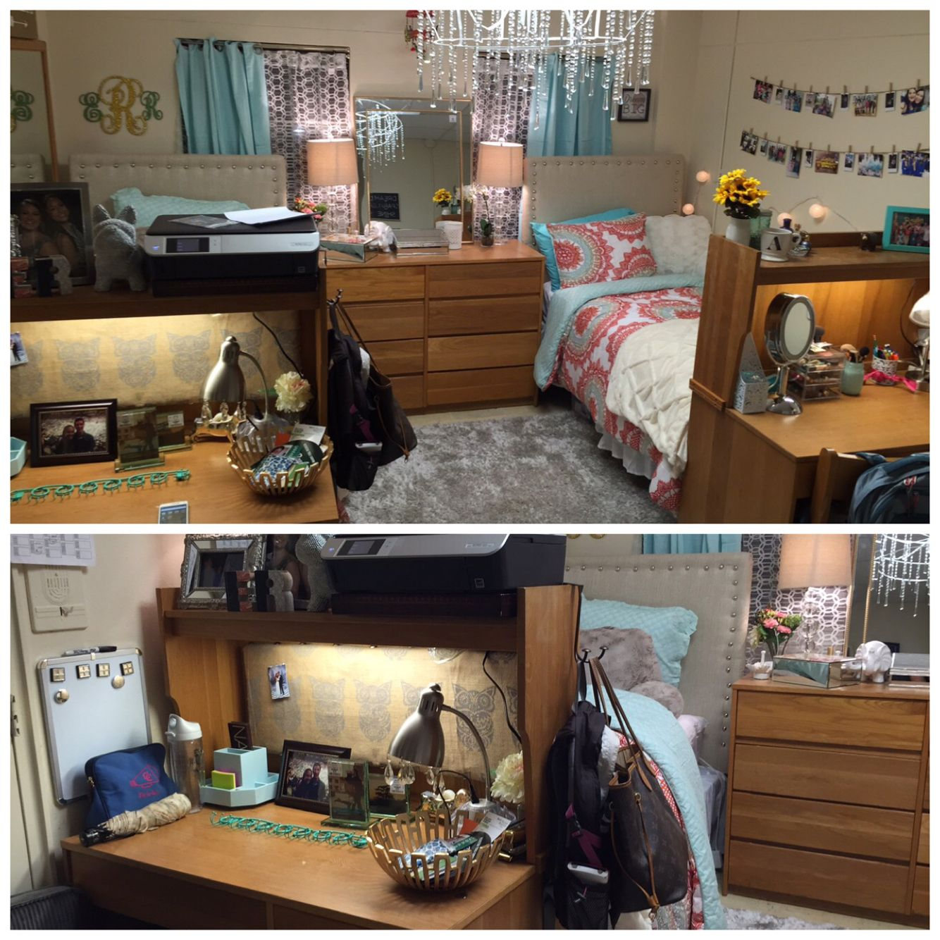 Baylor Room Decor