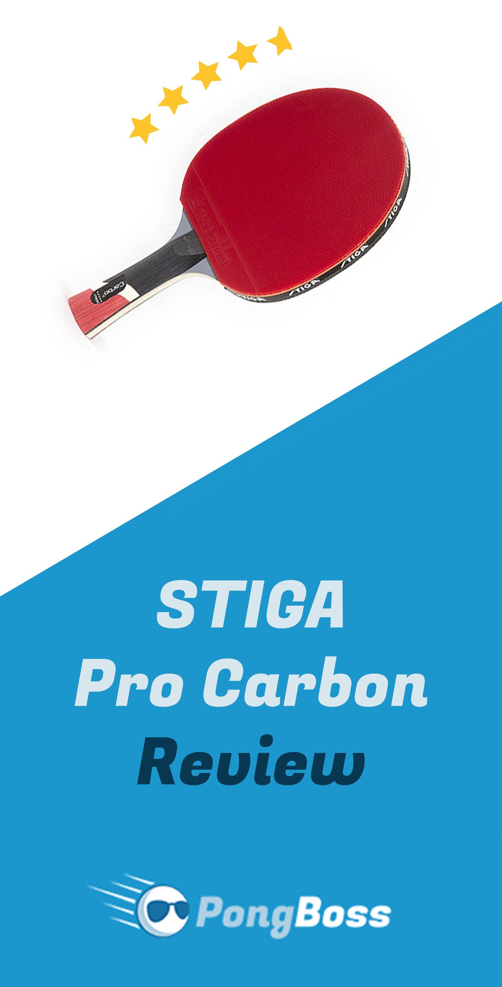 Amazing Stiga Pro Carbon Review Pongboss Com Gear Reviews Ping Home Interior And Landscaping Spoatsignezvosmurscom