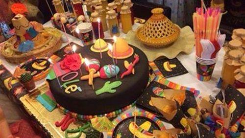 صور اعياد ميلاد بطاقات كل سنه وانت طيب Happy Birthday ميكساتك Birthday Cake Desserts Cake