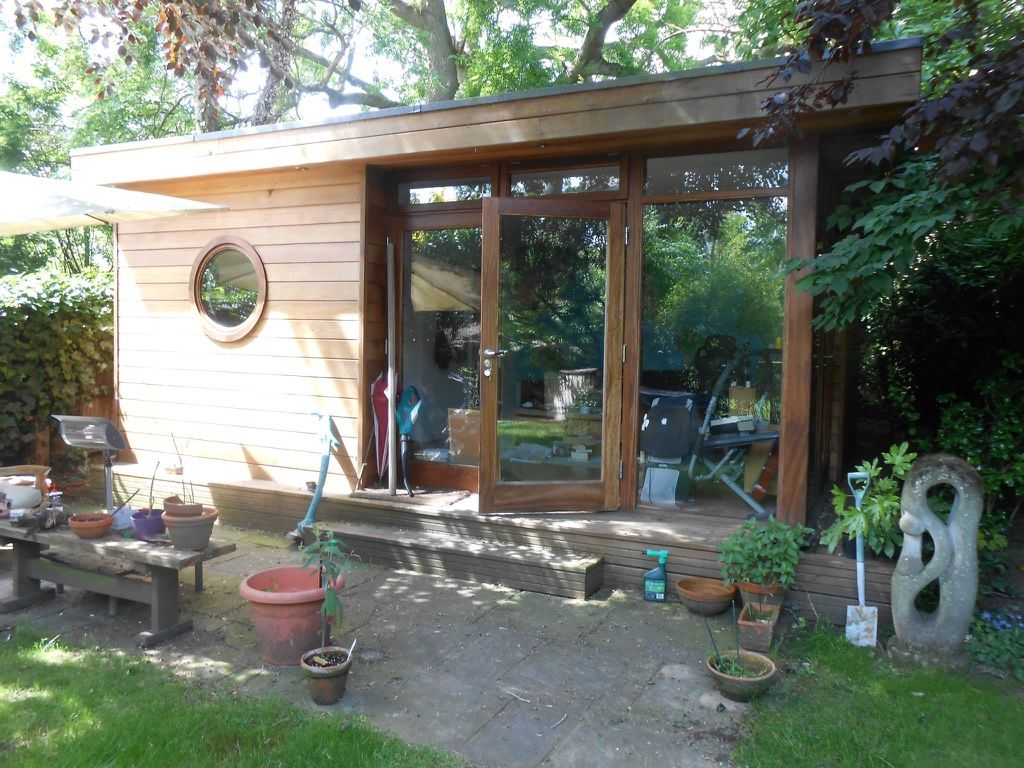 Summer House - Before