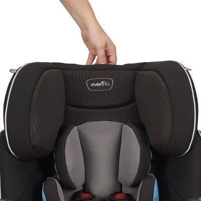 9693b868769 Evenflo Platinum Symphony LX All-In-One Car Seat - Montgomery