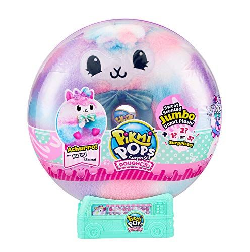 Pikmi Pops Doughmi Large Achurro The Llama Amazon has the Pikmi Pops Doughmi Large Pack – Achurro The Llama marked down from $19.99 to $9.74 and it ships for free with your Prime Membership or any $25 purchase. That is 51% off retail! Achurro the fuzzy Llama is a 10″ Large plush that is so…