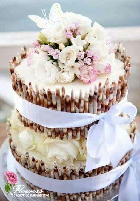 Naked Cake - CakeCentral.com