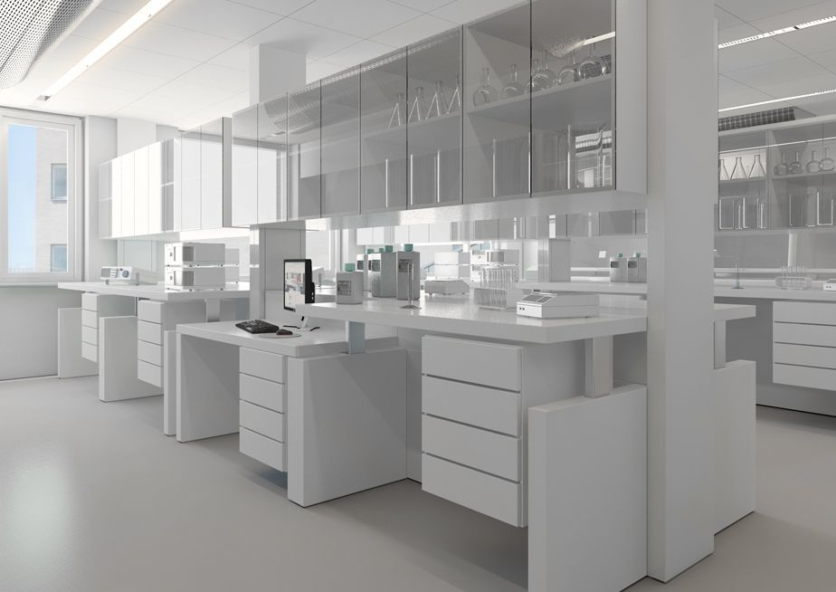 Laboratory Furniture Design Rh Design Visionlab Uk  Rh Arkitekter  The Visionlab Range Is A .