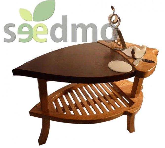 Muebles y decoraci n exclusiva mesa con dise o de for Decoracion con muebles antiguos
