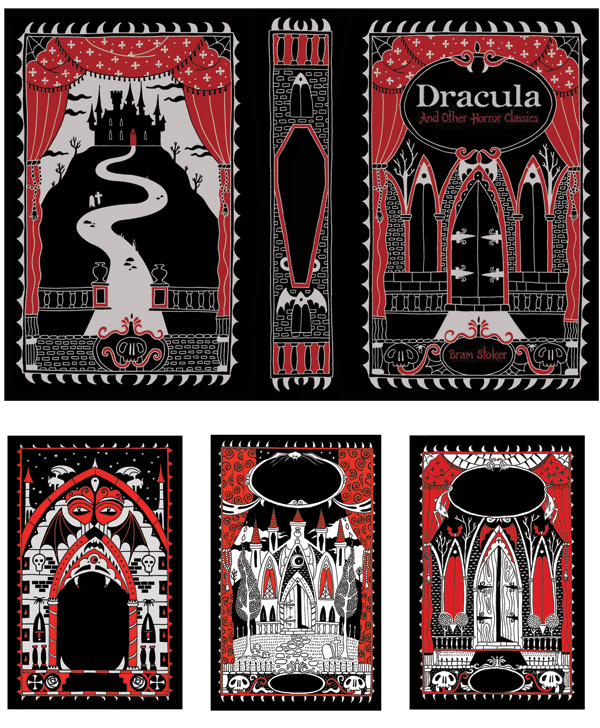 Blockquote Emily Golden S Illustrations For Dracula Other Horror Classics X Smal Books Dracula Gothic Illustration Dracula Horror Illustration