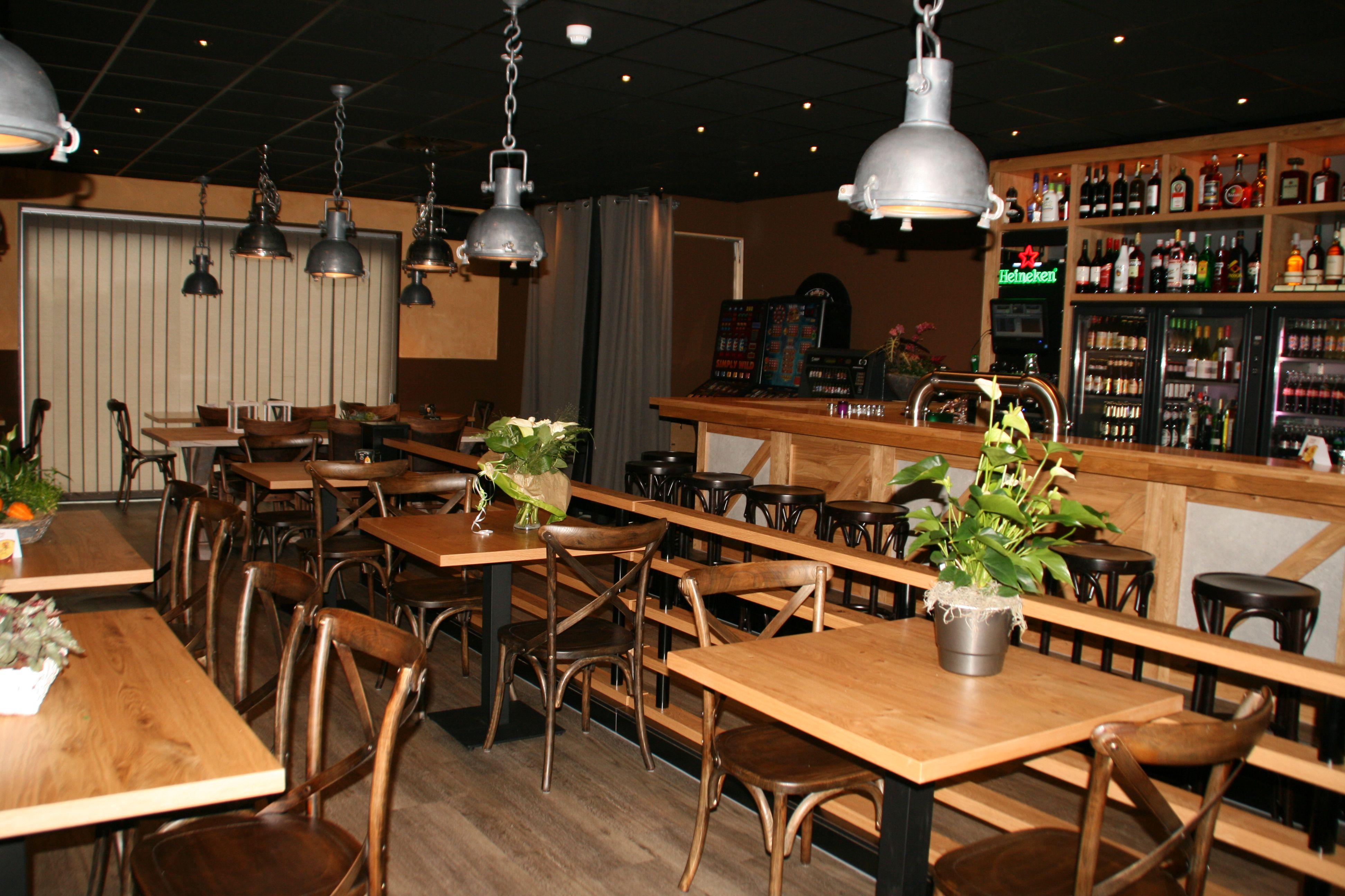 Brasserie \'t Meuleplein ontworpen en ingericht door Kortekaas ...