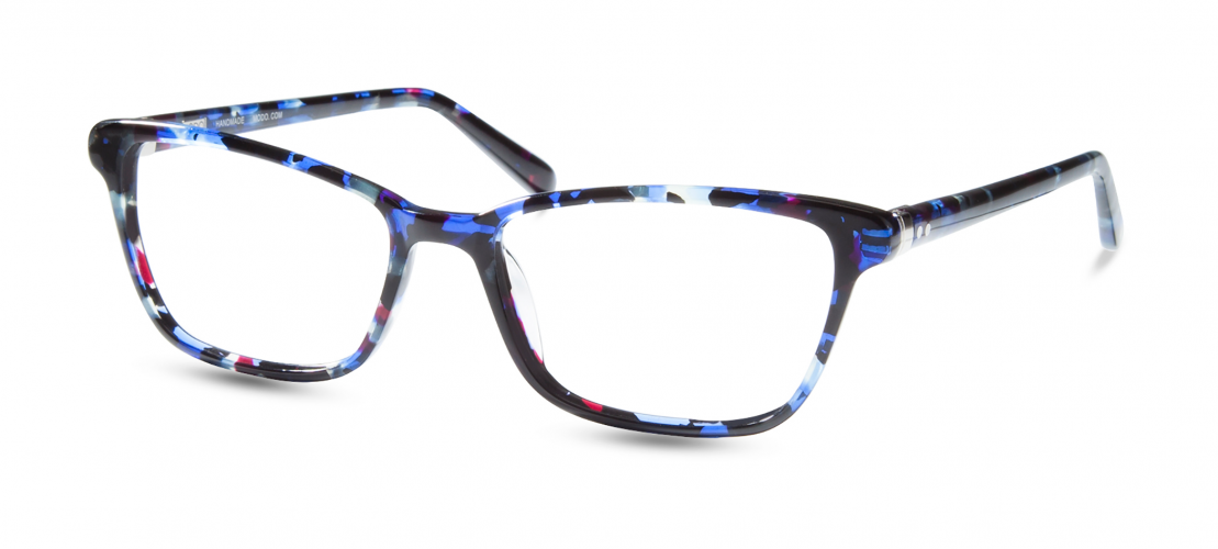 MODO Super Thin Acetate 6522 Blue Marble | Women\'s Optical | Pinterest