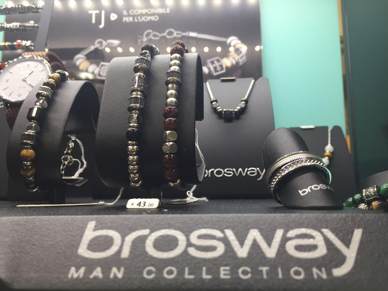 qualità incredibile arte squisita ultimi progetti diversificati I nuovi Bracciali #TJMAN della nuova linea Uomo di #Brosway ...