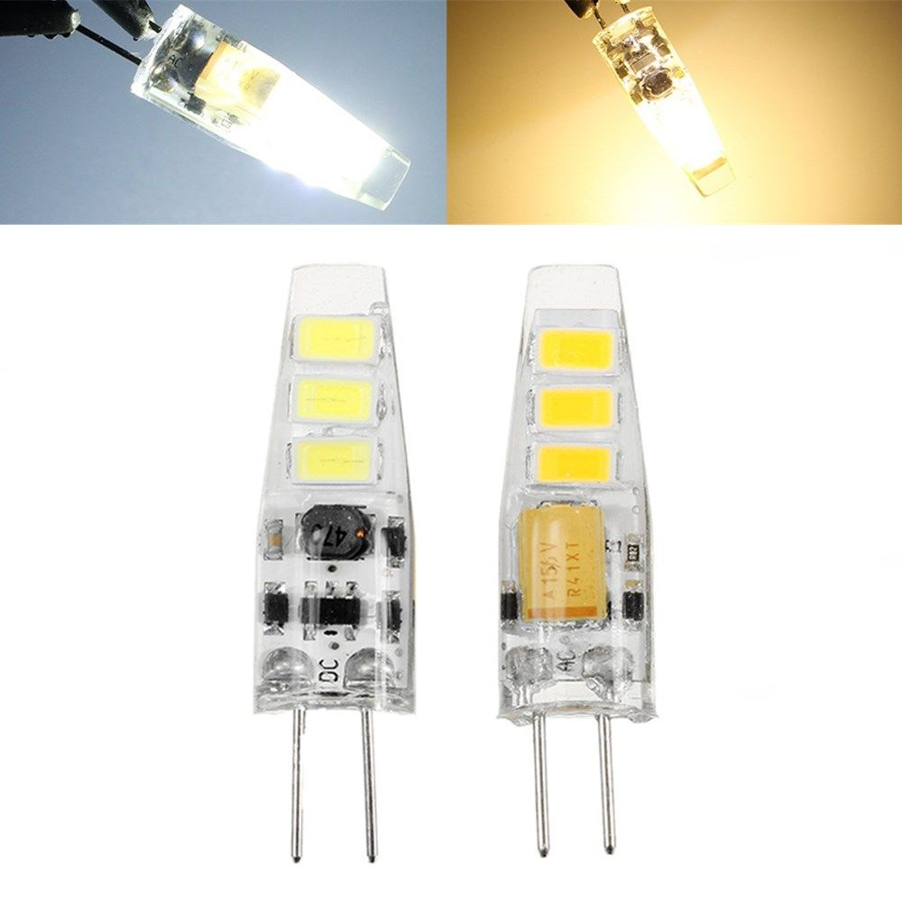 Mini G4 1 5w Smd 5730 Led Light Lamp Bulb Replace Halogen For Chandelier Ac12v Led Light Lamp Led Lights Lamp Light