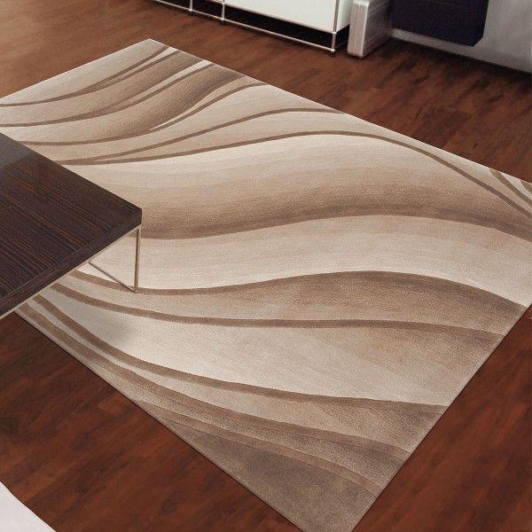 impressionnant tapis marron et beige | Décoration française | Rugs ...