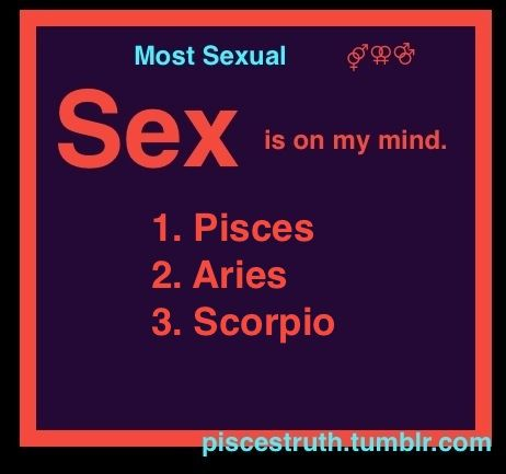 Pisces and aries sex