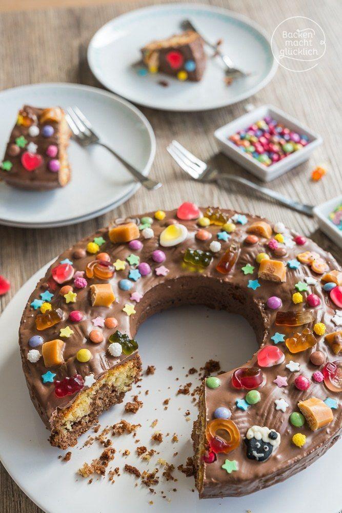 Kindergeburtstagskuchen: 10 tolle Rezepte für das Geburtstagsfest - Mini & Stil