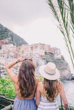 Gal Meets Glam Cinque Terre, Italy