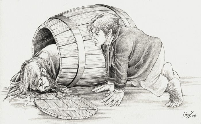 Bilbo Baggins The Hobbit Coloring Pages The Hobbit Tolkien Illustration Hobbit Art