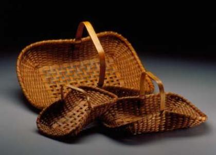 Magazing Tray traditional basket