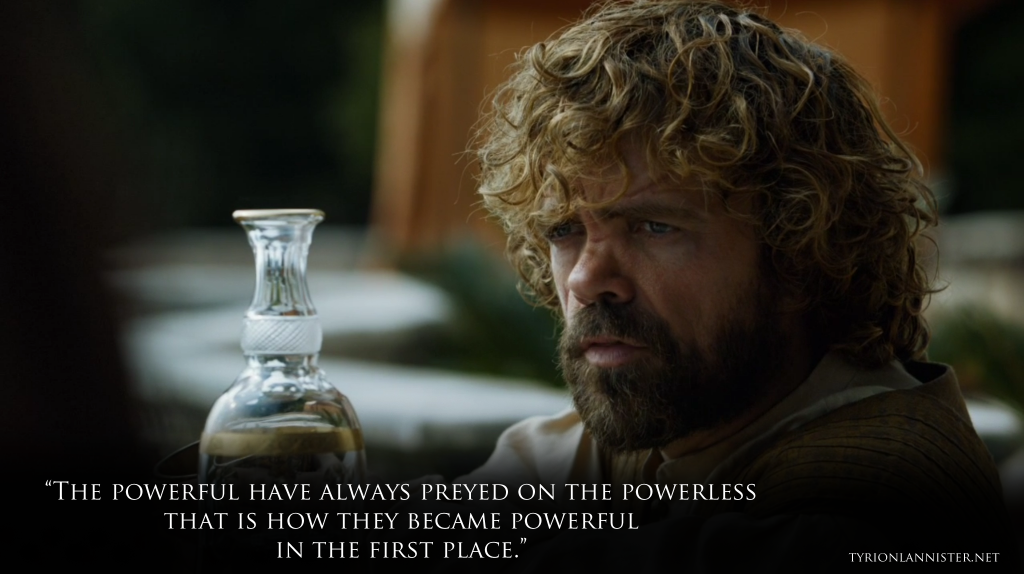 The best Tyrion Lannister quotes in Game of Thrones Season