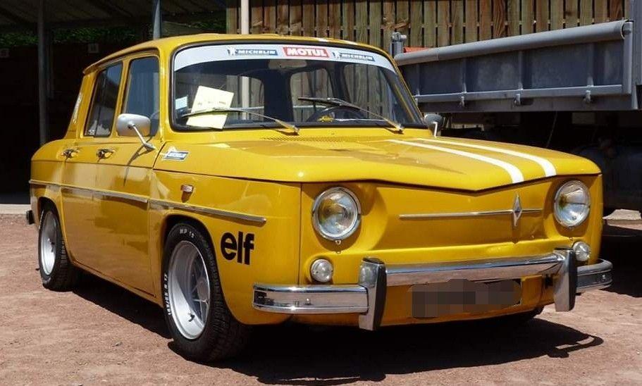 Pin De Leray En Renault 8 R8m S Ts G Renault Gordini Vehiculos