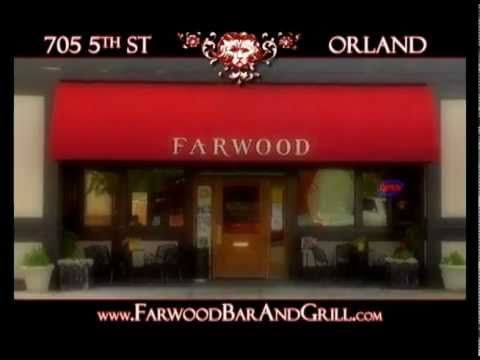 Farwood Bar Grill Orland Ca
