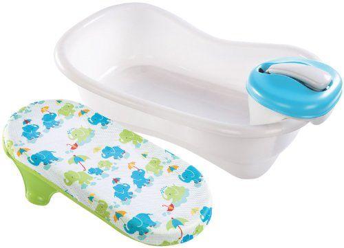 shop summer infant newborntotoddler bath and shower tub online at