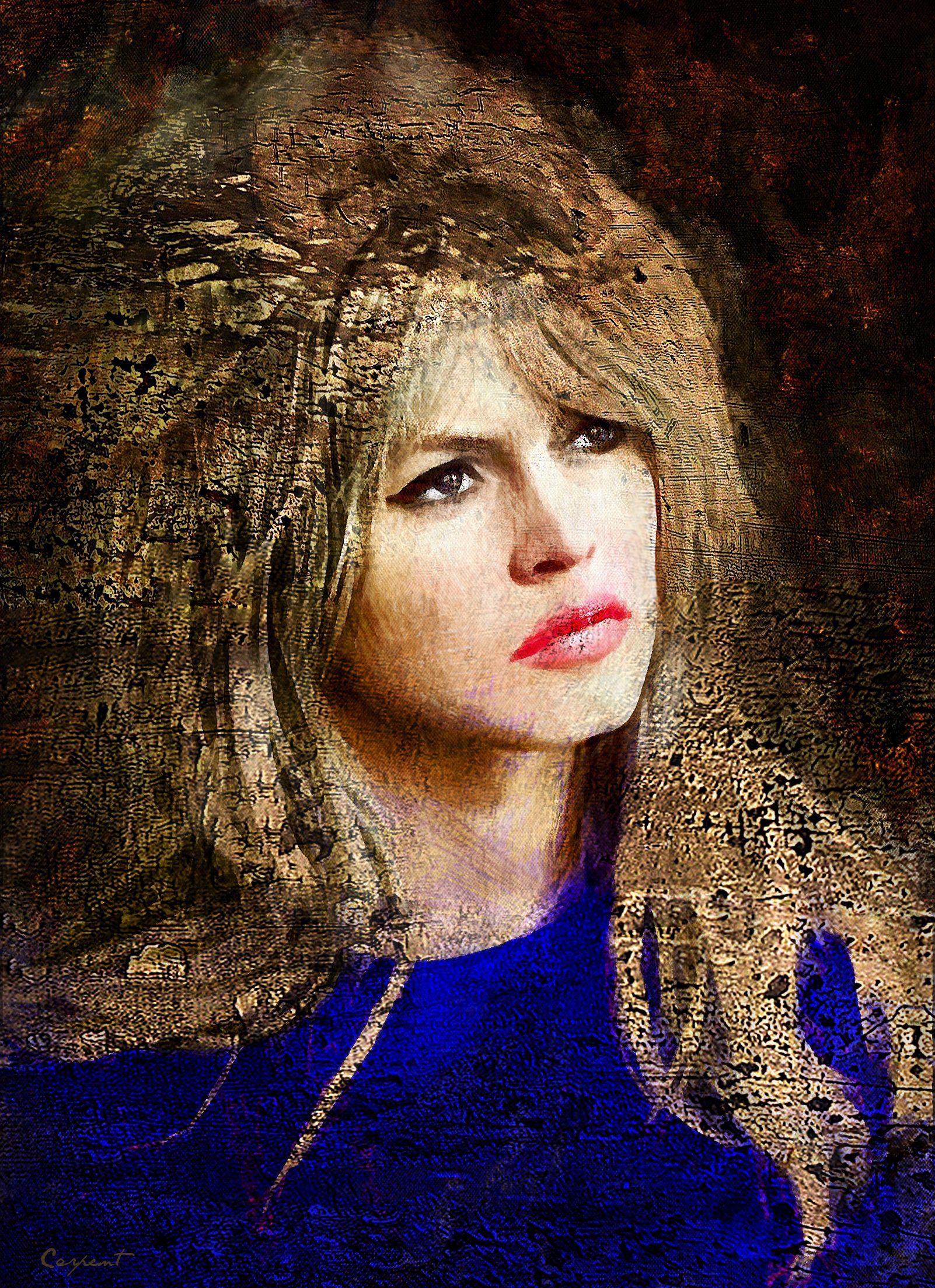 Brigitte Bardot -Mirada-