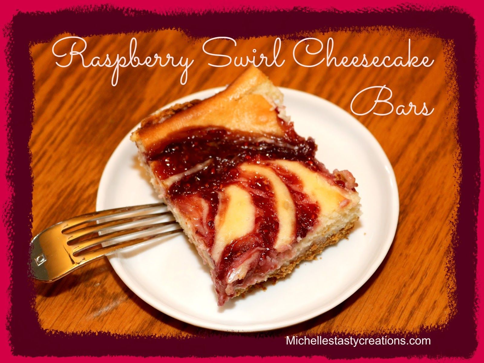 It's time that time of year to start fancying up all the desserts.   I have been working all week on perfecting these cheesecake bars a...