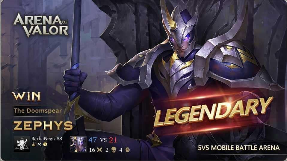 arena of valor heroes tier list arena of valor all heroes