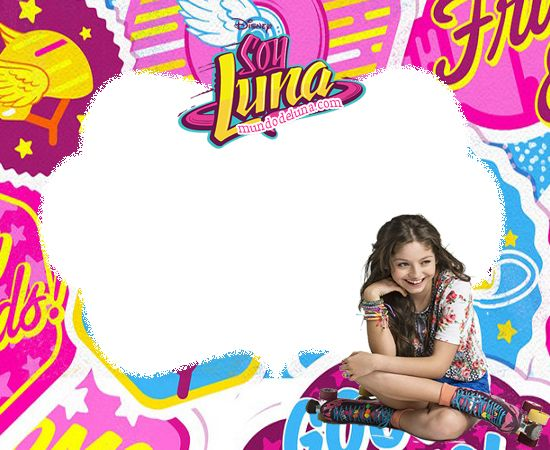 Soy Luna Marcos Para Fotos Soy Luna Imagenes Soy Luna