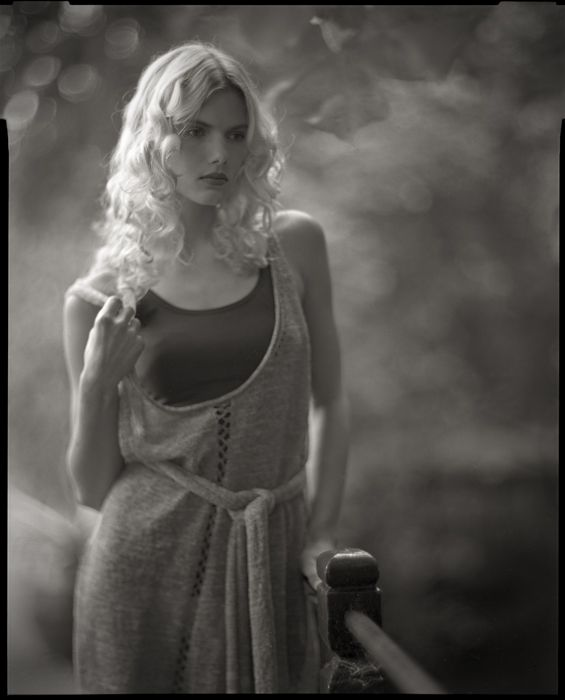 Just Because By Jan Scholz, Photography, Large Format Film