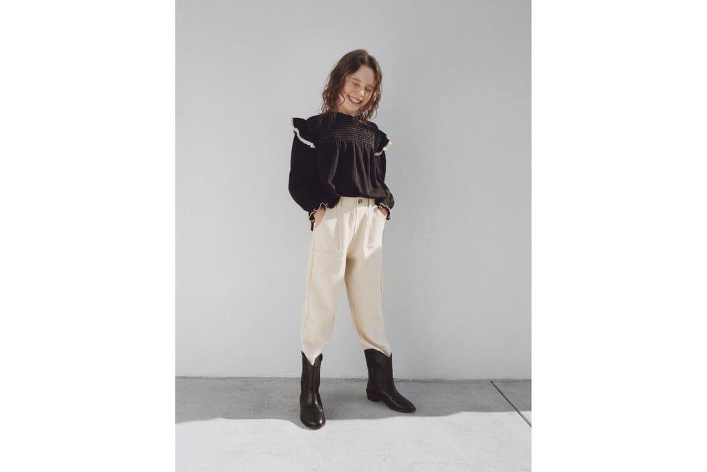 Childrens boots, Zara fashion