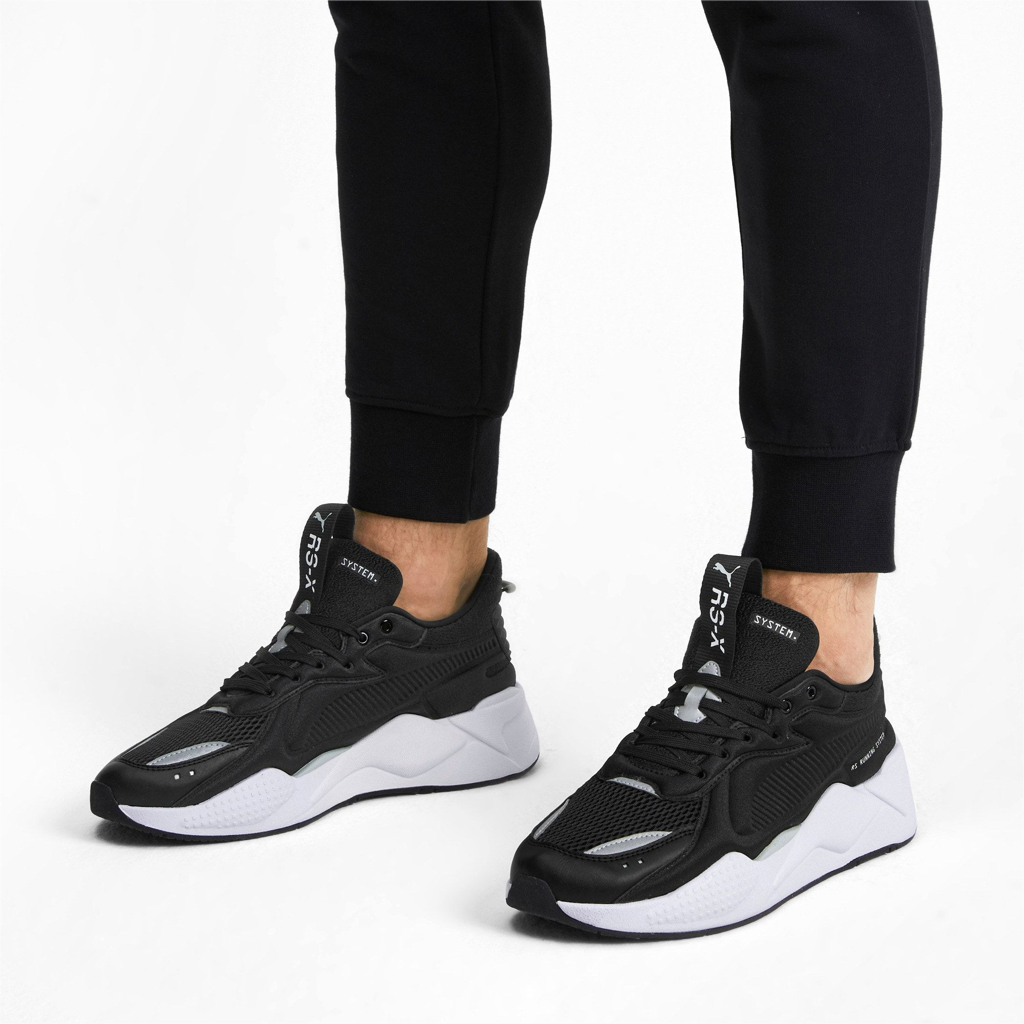 PUMA Rs-X Softcase Trainers in Black/White size 10.5 ...