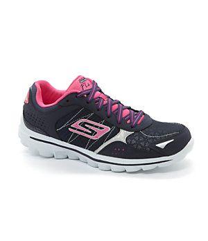 Skechers Go Walk 2 Flash Slip On Sneakers Dillard S Mobile Shoes