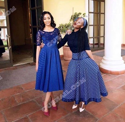 LATEST TRADITIONAL SHWESHWE DRESSES 2019