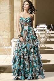 ee6b24f48ff Teal Camouflage Wedding Dress