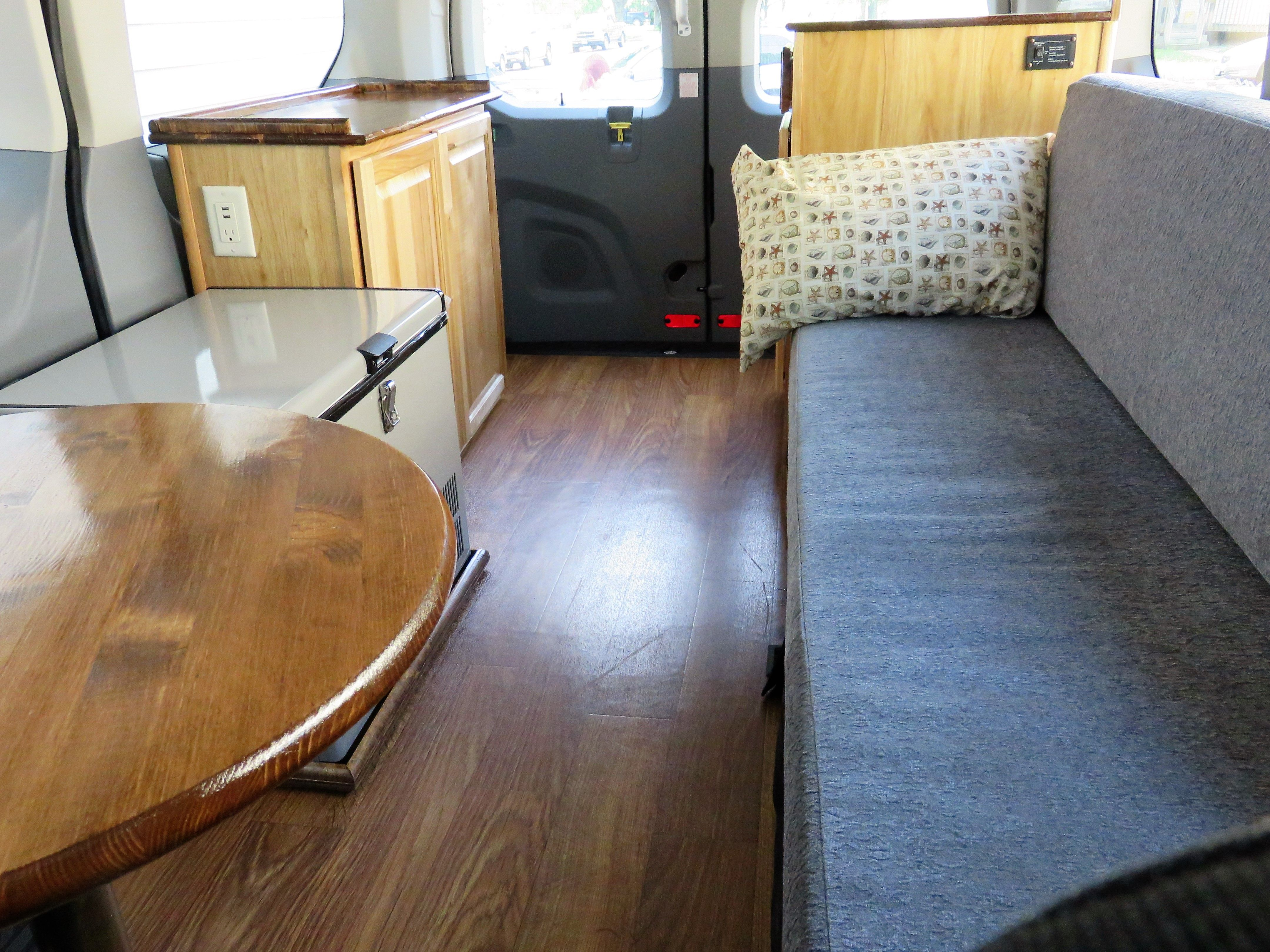 Conversion In 2015 Low Roof 130 Wb Ford Transit Transit Camper Ford Transit Conversion Camper